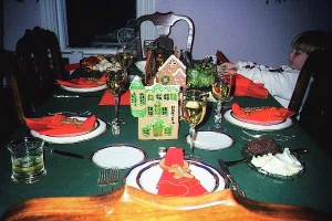 Life Simplified: Christmas in the early days
