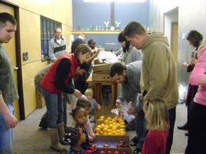 Life Simplified: Christmas Joy at HGC in Cincinnati Ohio